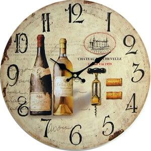 Nástěnné hodiny Chateau