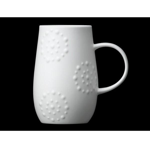 Hrnek z kostního porcelánu Droplet Kaleidoscope