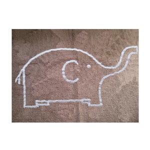Koberec Elefante 160x120 cm, taupe