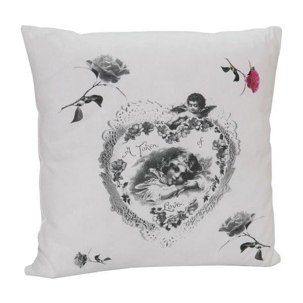 Polštář Angel Heart, 45x45 cm