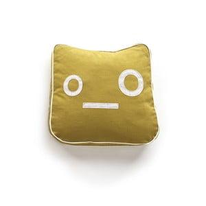Polštář Pi'gio Green Face