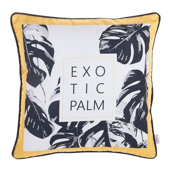 Față de pernă Apolena Exotic Palm, 43 x 43 cm
