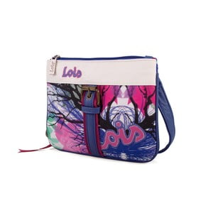 Barevná kabelka Lois , 20 x 16 cm