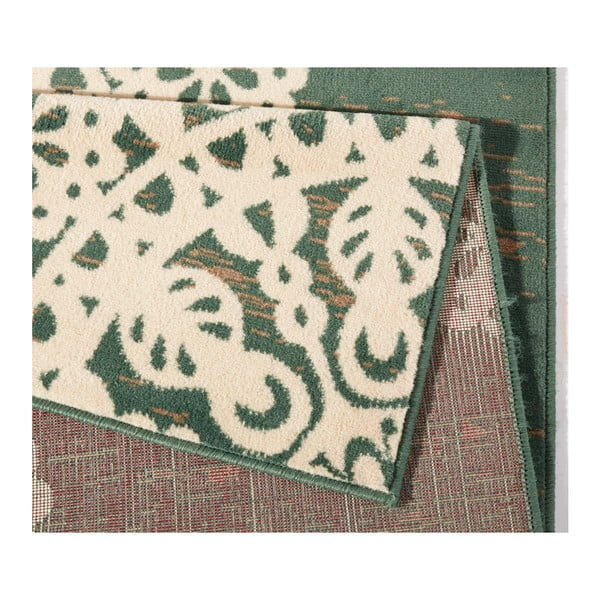 Zelený koberec Hanse Home Gloria Lace, 200x290cm