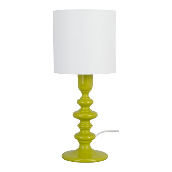 Stolní lampa Athezza Seventies Green