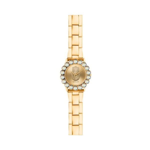 Dámské hodinky zlaté barvy Manoush Aurora