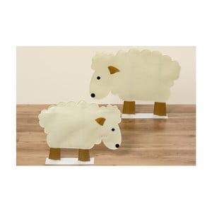 Dekorativní plstěná soška Boltze Sheep Twiggy