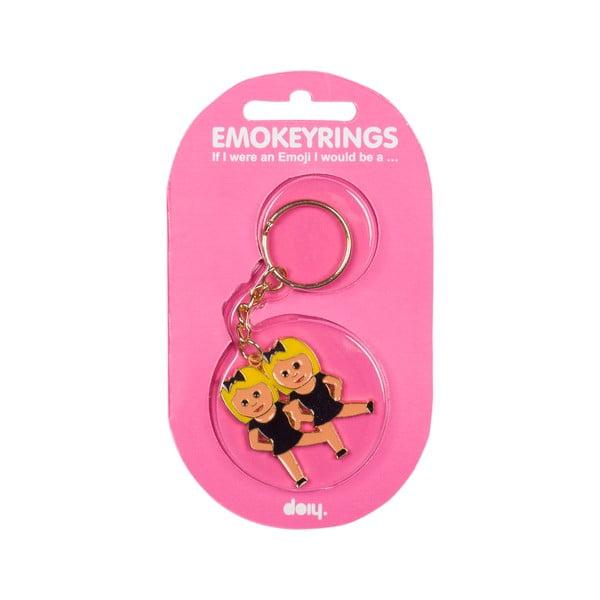 Přívěsek na klíče DOIY Emokeyrings Dance