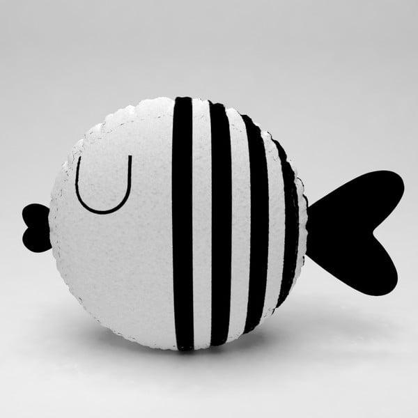 Dětský polštářek OYO Kids Fish With Black Stripes