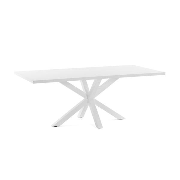 Bílý jídelní stůl La Forma Arya, délka 160cm