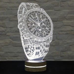 3D stolní lampa Watch