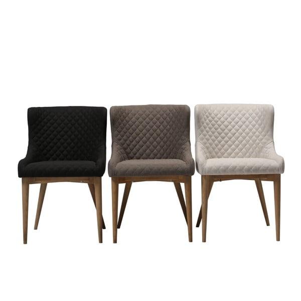Černá jídelní židle DAN-FORM Denmark Vetro