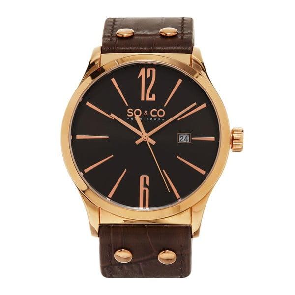 Pánské hodinky Madison Big Brown