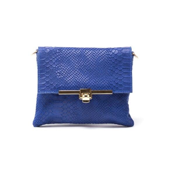 Kožená kabelka Sofia Cardoni 882 Bluette