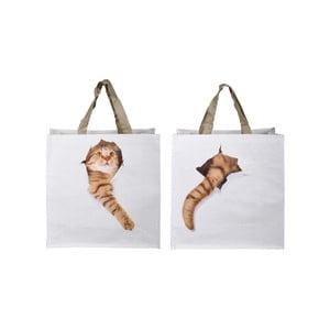 Sada 2 tašek s potiskem koček Ego Dekor Cats