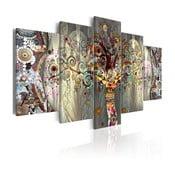 Vícedílný obraz na plátně Artgeist Tree of Life, 100 x 150 cm