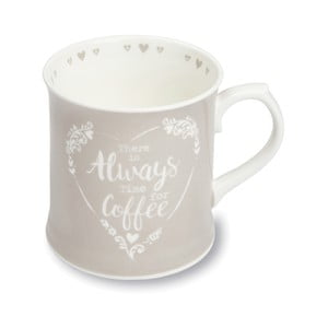 Cană Cooksmart England There's always time for Coffee, 440 ml