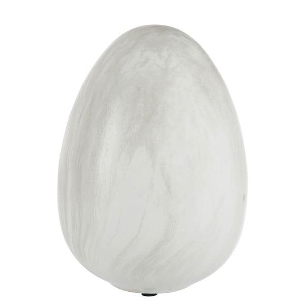 Dekorace Egg Marble