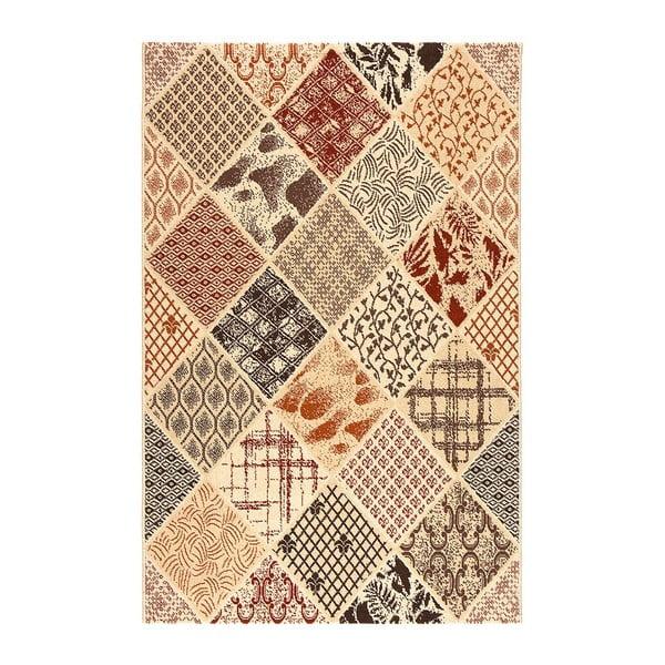 Vlněný koberec Coimbra 183 Caldera, 67x200 cm