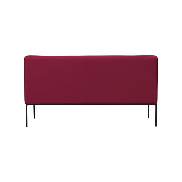 Červená dvojmístná pohovka Windsor & Co Sofas Neptune