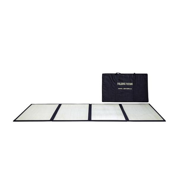 Saltea pliabilă tatami pentru pardoseală Karup Design Folding Tatami, 80 x 200 cm