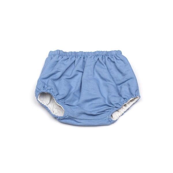 Oboustranné kalhotky na plenky Blue Diaper, od 3 do 6 měsíců