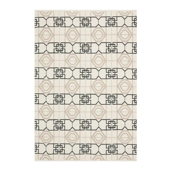 Odolný koberec z recyklovaného plastu vhodný i na venkovní použití Safavieh Cal, 121x182cm