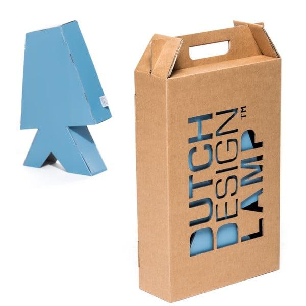 Kartonová lampa Delft