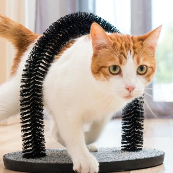 Ívelt macska kefe - InnovaGoods