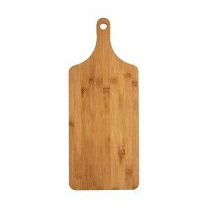 Kuchyňské krájecí prkénko z bambusu Premier Housewares, 50 x 20 cm
