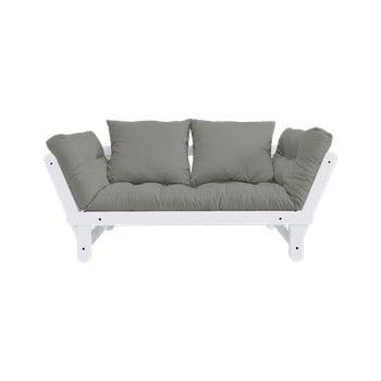 Canapea extensibilă Karup Design Beat White/Grey de la Karup Design
