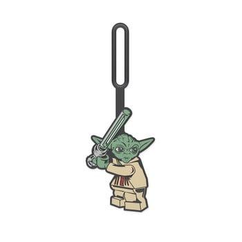 Etichetă pentru bagaj LEGO® Star Wars Yoda imagine