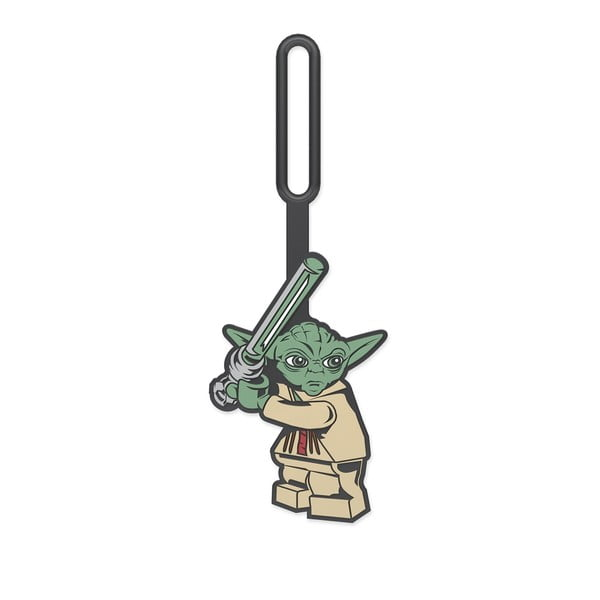 Menovka na batožinu LEGO® Star Wars Yoda
