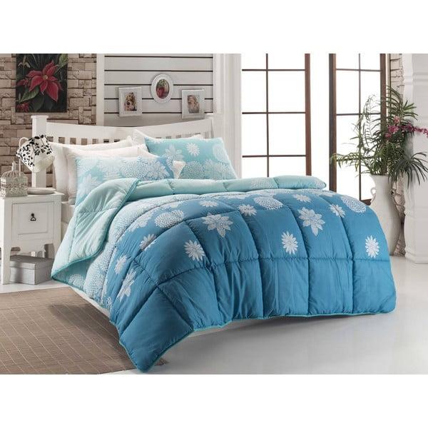 Pikowana narzuta na łóżko dwuosobowe Zia, 195x215 cm