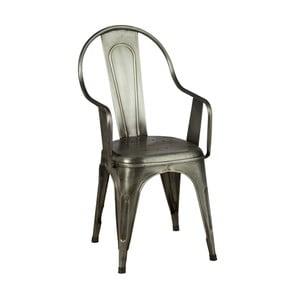 Kovová židle Novita Manchester