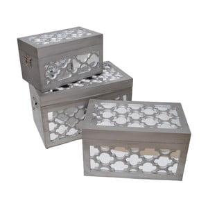 Set 3 boxů Romantic Mirrors