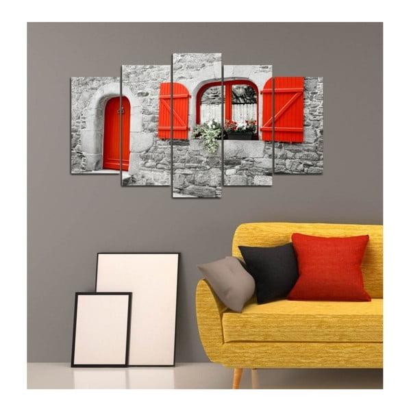 Vícedílný obraz 3D Art Laginto, 102x60cm