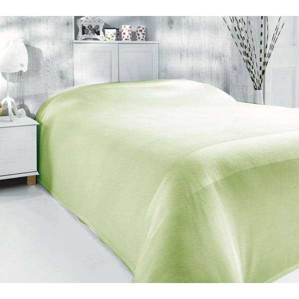 Zielona narzuta Dream, 200x220 cm