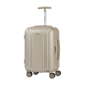 Béžové kabinové zavazadlo na kolečkách Murano Spider