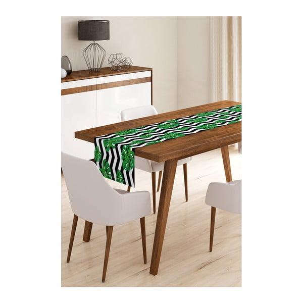 Jungle Stripes mikroszálas asztali futó, 45 x 145 cm - Minimalist Cushion Covers