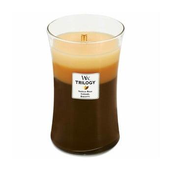 Lumânare parfumată WoodWick Trilogy Desert, 110ore imagine