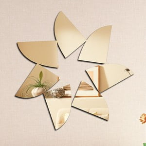 Dekorativní zrcadlo Hvězda