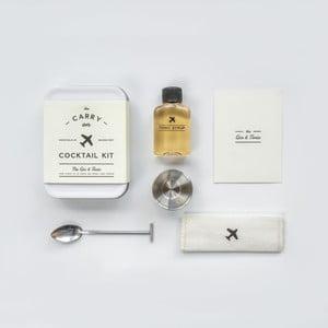 Kit pentru cocktail Men's Society Gin&Tonic