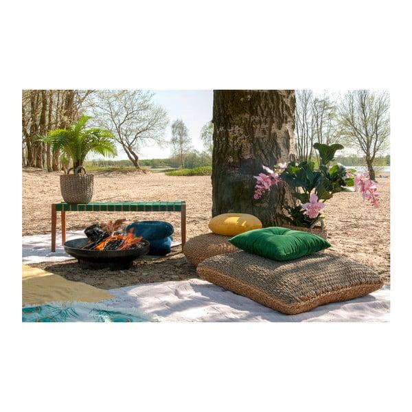 Polštář z mořské trávy PT LIVING, 80 x 80 cm