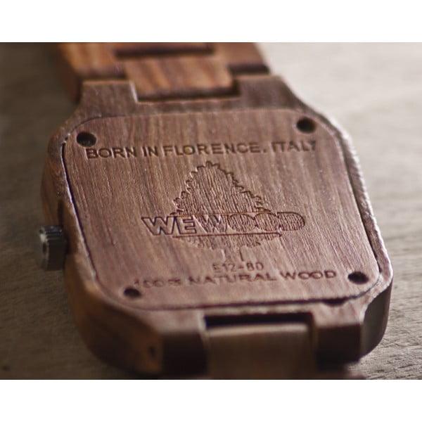 Dřevěné hodinky Metis Chocolate