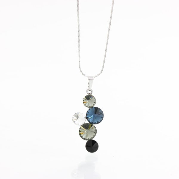 Náhrdelník s krystaly Swarovski Elements Laura Bruni Buzau