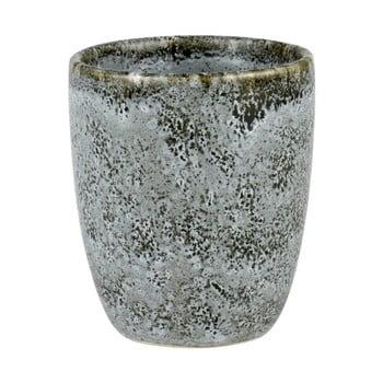 Cană din ceramică fără toartă na espresso Bitz Mensa, gri de la Bitz