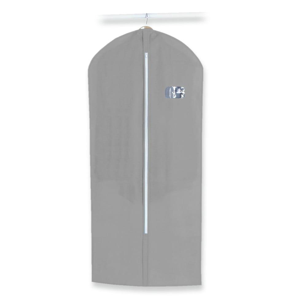 Šedý obal na oblek JOCCA Suit, 136 x 60 cm