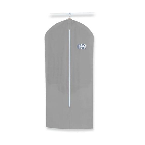 Husă pentru îmbrăcăminte JOCCA Suit, 136 x 60 cm, gri