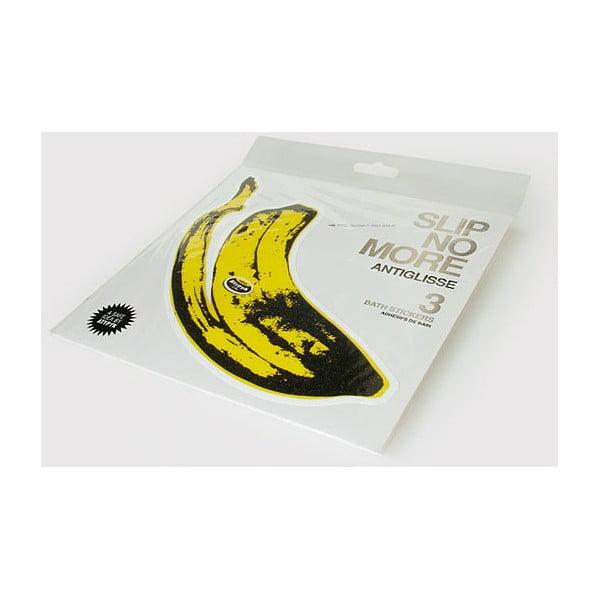 Banánová samolepka
